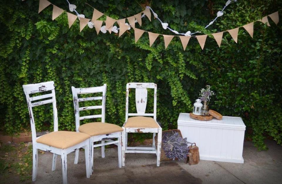Hessian Bunting, Rustic Wedding, Wedding Decorations, Rustic Hire