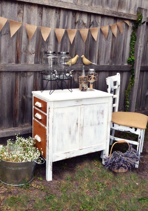 Rustic furniture hire, rustic wedding, wedding hire Melbourne