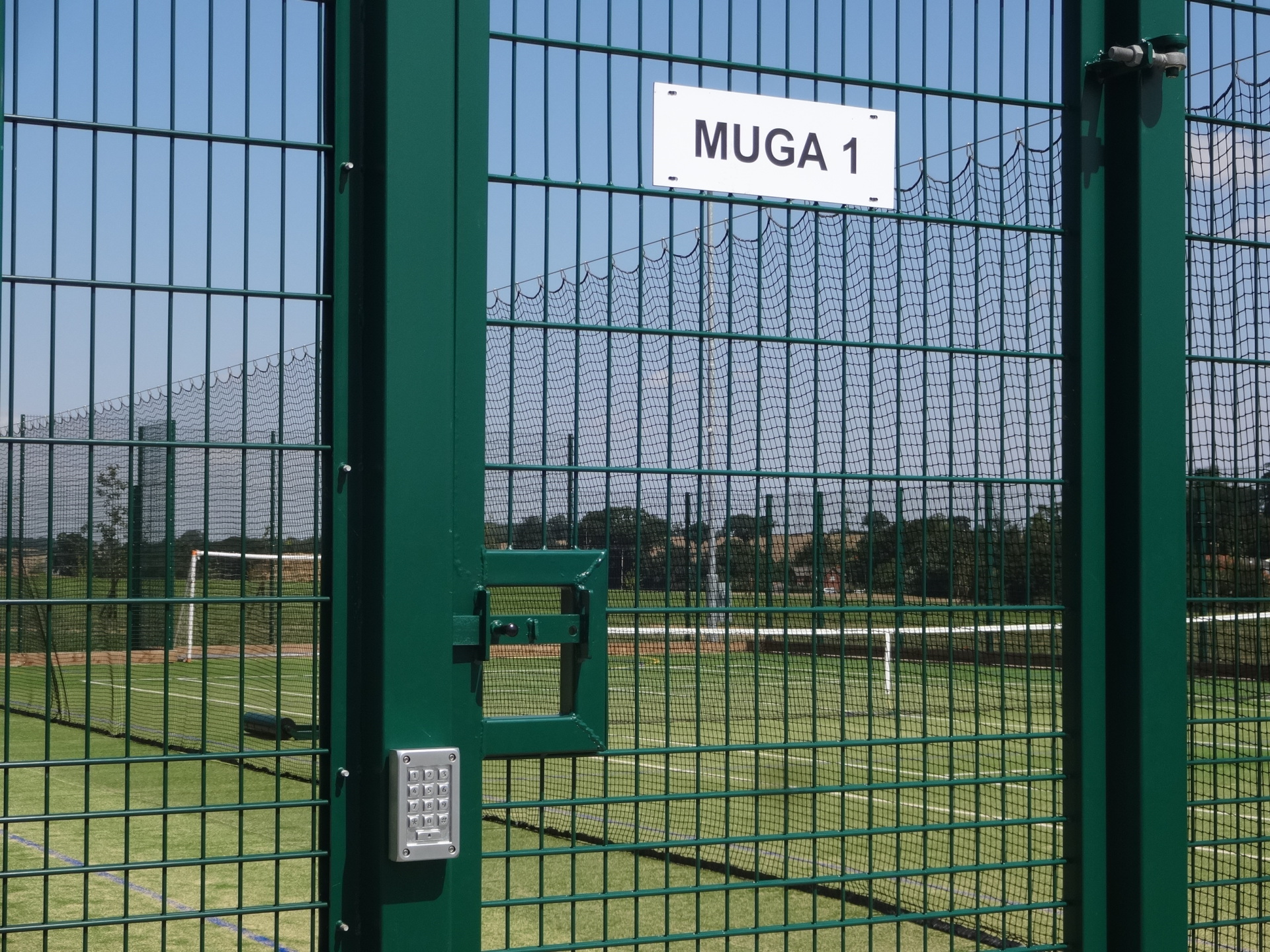 MUGA - Multi Use Games Area / Astro
