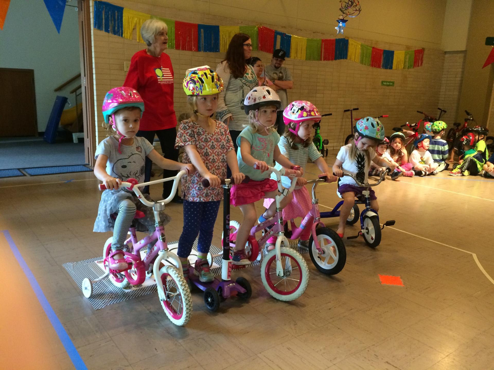 St Jude's Trike-a-thon