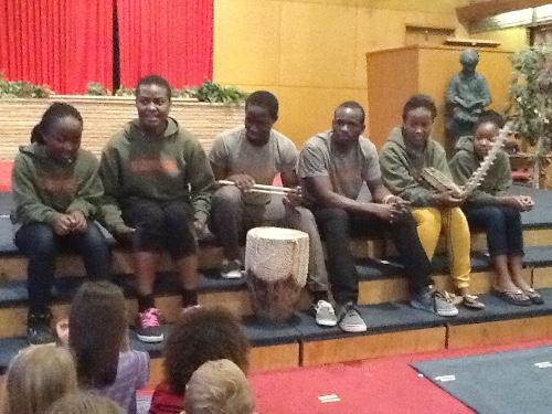 African Singing