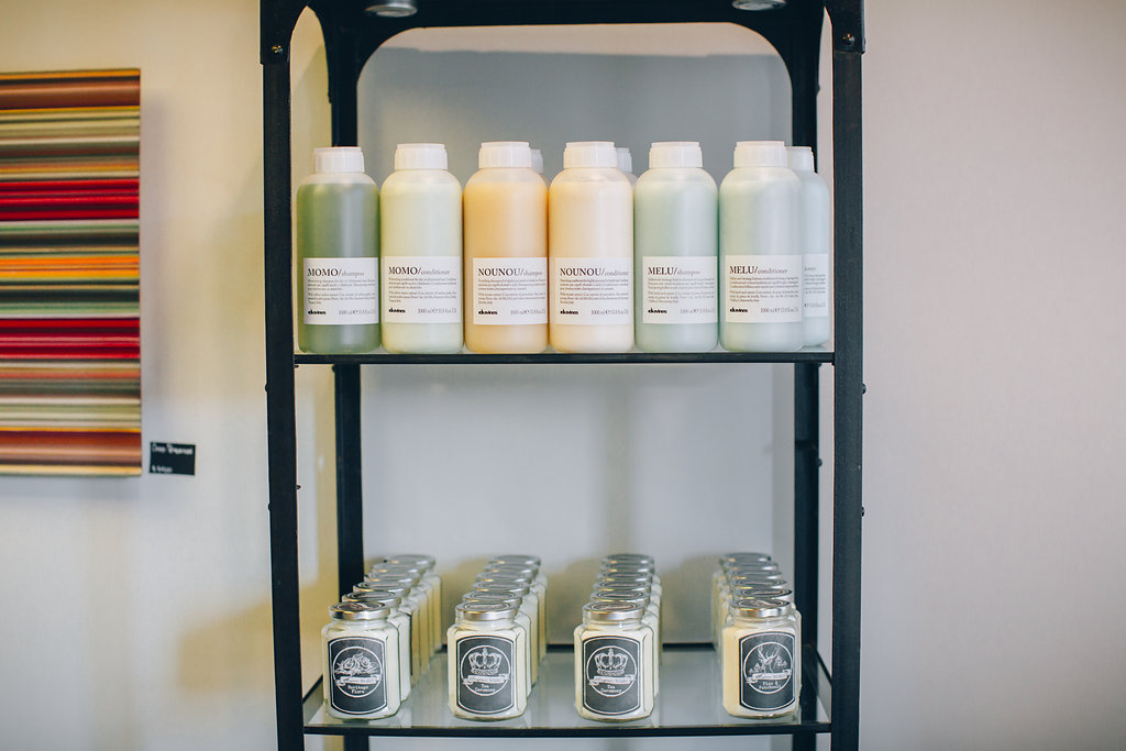 Davines haircare available at larc salon Dallas uptown Knox Henderson luxury salon