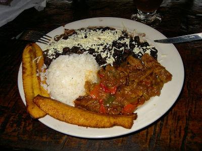 Pabellon Criollo