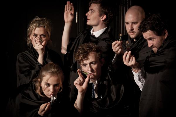 The Apothecary (Kellie Higgins. Ella Cook, Joseph Law, Peter Dewhurst, Jon Adams, Jeremy Hancock)