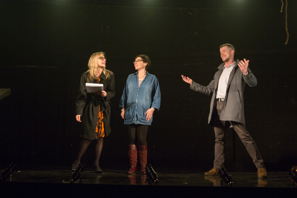 Lesley Sharp, Pandora Colin, Russell Tovey