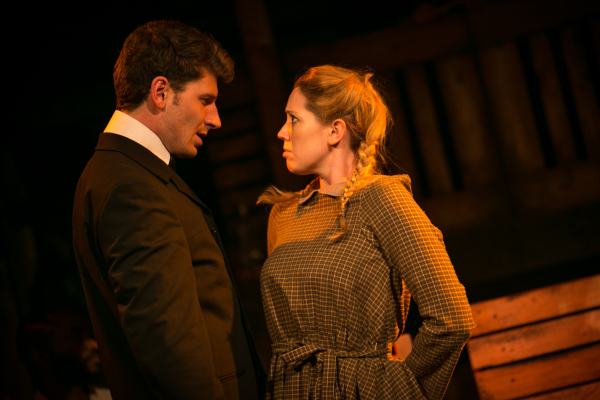 Leo Frank and Monteen (Ross Barnes, Victoria Hope)