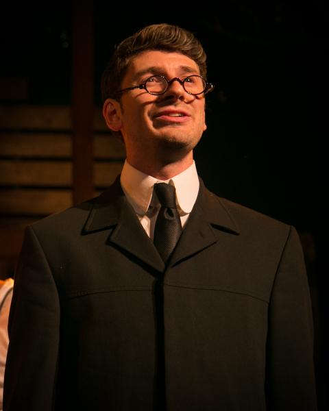 Leo Frank (Ross Barnes)