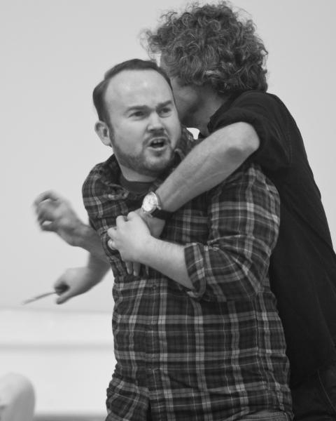 Waiting on Shakespeare (Brandon Force, Jason Denyer)