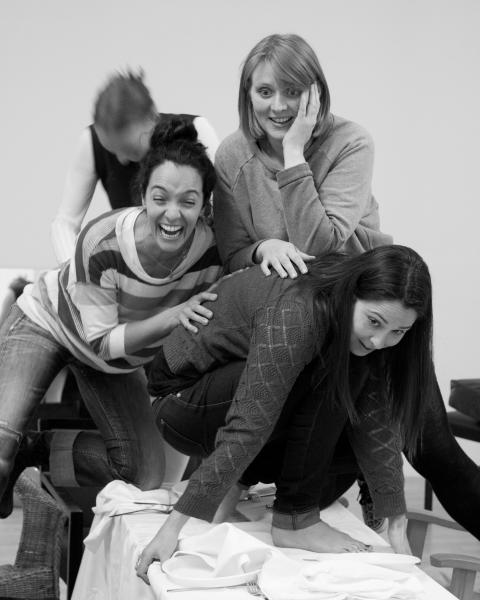 Waiting on Shakespeare (Debbie White, Camila França, Trine Garrett, Erica Chestnut)