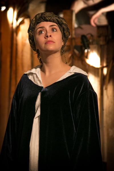 Antonio (Emily Rae)