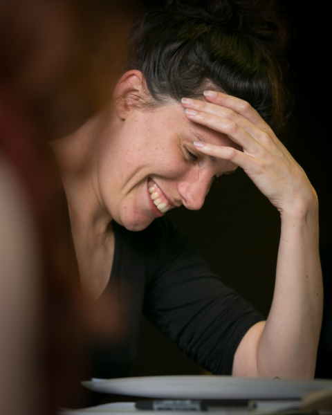 Ellen McDougall (The Unknown Island)