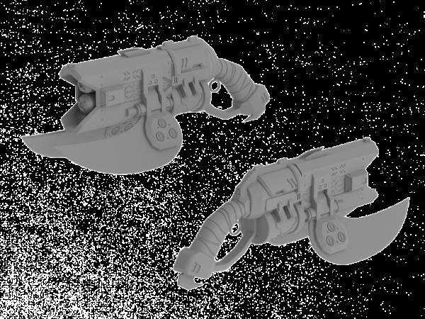 Halo Spike Rifle