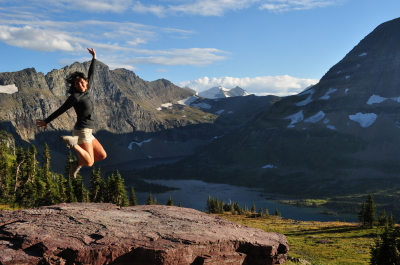 On top of the world at GNP