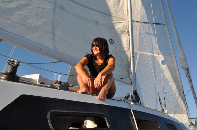 Sailing is a favorite on Flathead Lake with over 200 square miles of water.