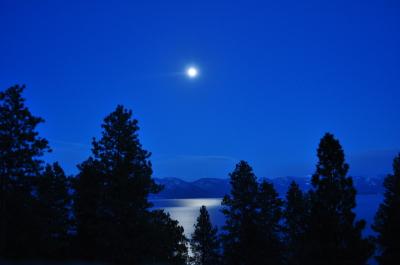 The Mesmerizing Montana Moon