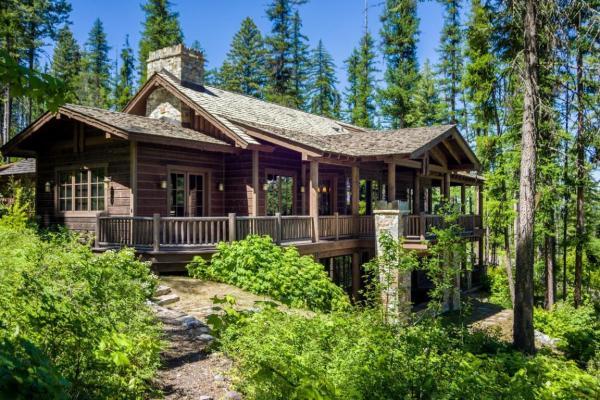 242 Timberjack Trail,  Bigfork, MT