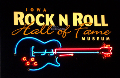 Iowa Rock 'n Roll Hall of Fame Induction Ceremony