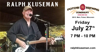 Ralph Kluseman LIVE