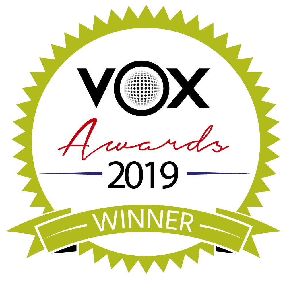 VOX 2019 Award winner: Best Male Performance