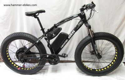 hammer_ebikes fast electric bike