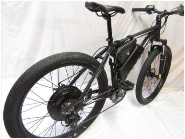 hammer_ebikes fast electric bike