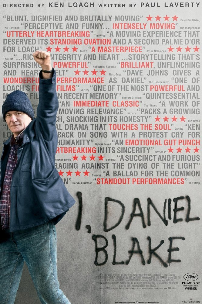 I, Daniel Blake - A Honest Snapshot of Modern Britain