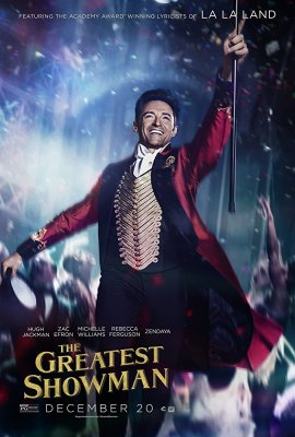 At Last! My Review of 'The Greatest Showman'