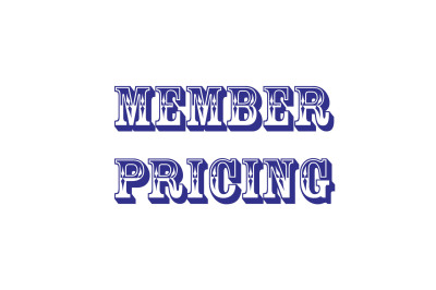 Regular Membership Prices