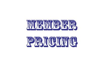 Regular Membership Prices