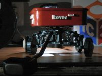 Radio Flyer Rover Prototype