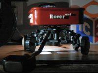 Radio Flyer Rover Prototype