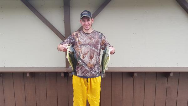 Kyle G - Co-Angler