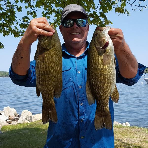 Paul D - Co-Angler