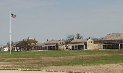 Historic Fort Concho