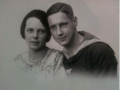 Leni and Fritz