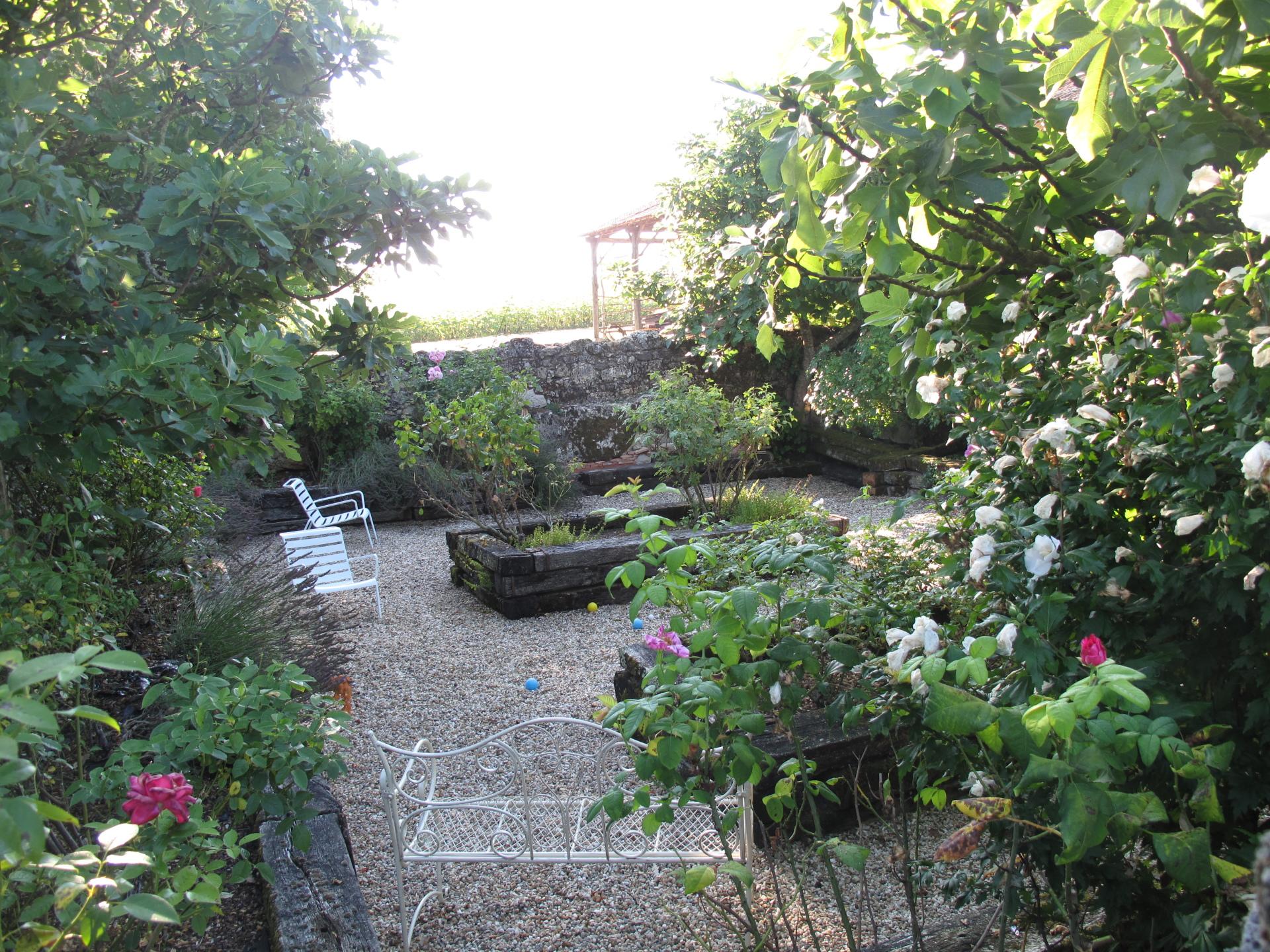 'Rose' garden