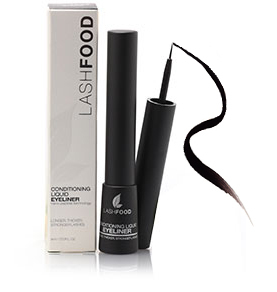 LASHFOOD CONDITIONING LIQUID EYE LINER (BLACK)