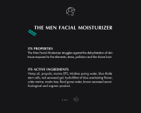 The Men Facial Moisturizer