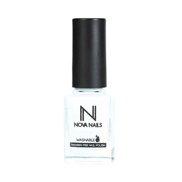 Nova Nail Polish Snow White