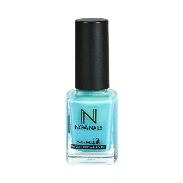 Nova Nail Polish Bleu D'Azure