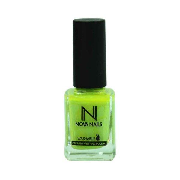 Nova Nail Polish Lime Sorbet
