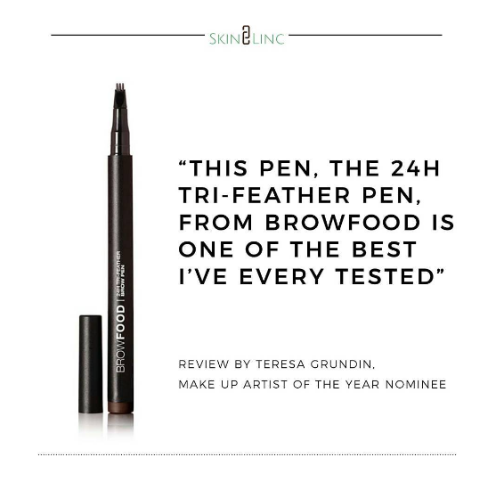BrowFood 24H Tri-Feathered Brow Pen