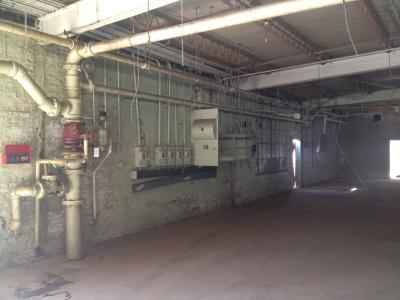 Fire sprinkler system service work