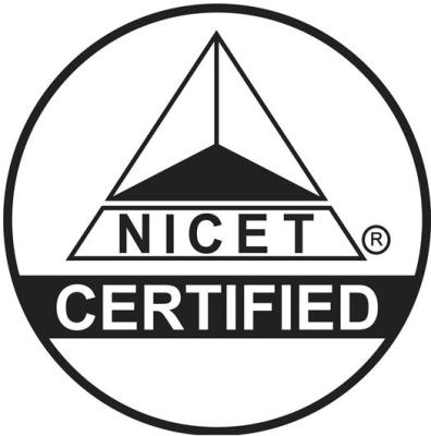 NICET level 3 fire sprinkler water based layout technicians