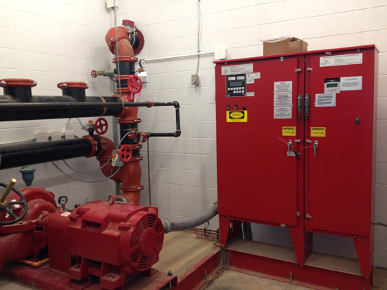 Horizontal Electric Fire Pumps