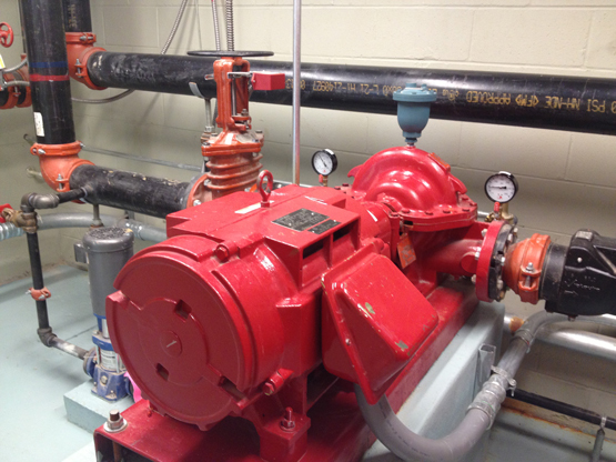 Electric Driven Fire Pump
