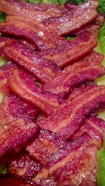 """You had me at """"Bacon"""""""