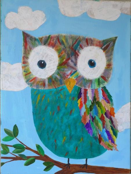 Mr. Owl 2013