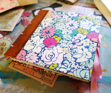 My Mini Art Journal Challenge