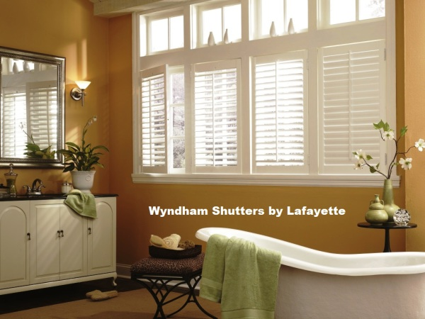 Wyndham Shutters by Lafayette